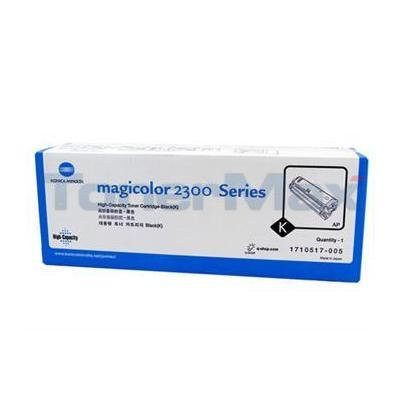 QMS MAGICOLOR 2300 TONER BLACK 4.5K